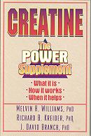 Creatine:  The Power Supplement.