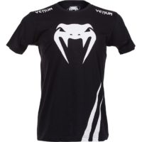 "Venum ""Challenger"" T-Shirt in Black/Ice"