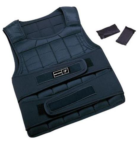 Bodyworx Weighted Training Vest 10kg