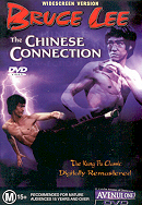 DVD Bruce Lee - The Chinese Connection.