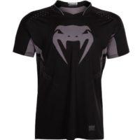 """Venum """"Hurrican X-Fit"""" T-Shirt in Black Matte"""