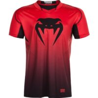 "Venum ""Hurrican X-Fit"" T-Shirt in Red/Black"
