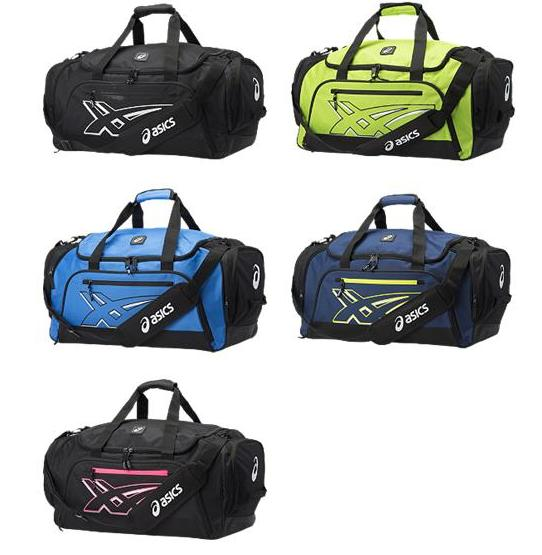 asics duffle bag