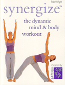 Synergize (TM) the dynamic mind and body workout.