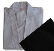 Aussie Power Black/White Uniform