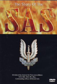 DVD The Story of the SAS