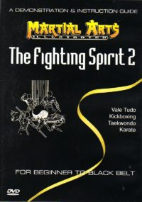 DVD The Fighting Spirit 2
