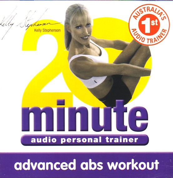 20 Minute Audio Trainer - Advanced Abs Workout