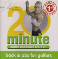 20 Minute Audio Trainer - Back and Abs for Golfers