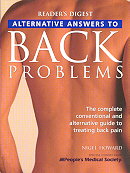 Alternative answers to back problems.