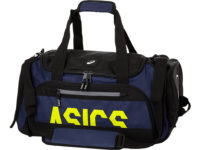 ASICS SMALL DUFFLE YELLOW