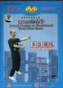 DVD Wing Chun Footwork Training
