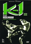 DVD K-1 Rules Kick Boxing 2006