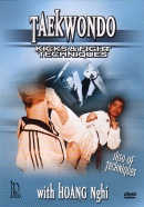 DVD Taekwondo Kicks and Fight Techniques