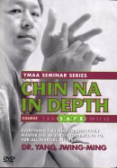 DVD YMAA Series Chin Na In Depth Course 5  6  7  8