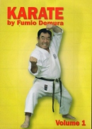 DVD Karate by Fumio Demura