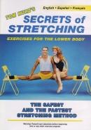 DVD Tom Kurz's Secrets of Stretching