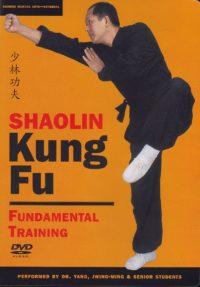 DVD Shaolin Kung Fu