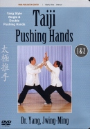 DVD Taiji Pushing Hands 1 & 2