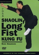DVD Shaolin Long Fist Kung-Fu Basic Sequences