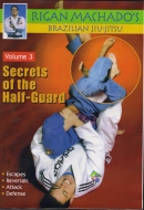 DVD Volume 3 Secrets of the Half Guard
