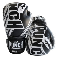 PBG622J Black Mini Junior Boxing Glove