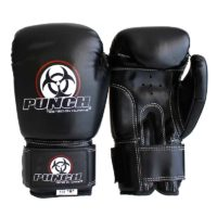 Punch Urban Jnr Black-4oz-Urban-Kids-Glove