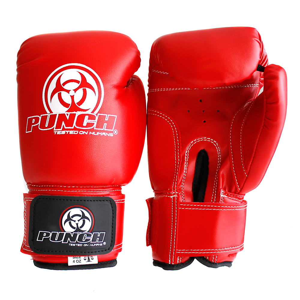 Punch Urban Jnr Glove 4oz Giri Martial Arts Supplies