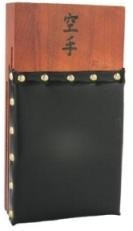 TE66E Leather Makiwara Large (2)