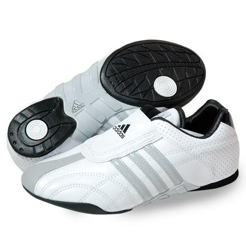 Adidas Adilux White Martial Arts Shoe