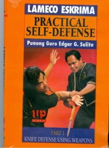 DVD Lameco Eskrima Practical Defense Part 1