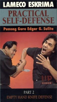 DVD Lameco Eskrima Practical Self Defense Part 2