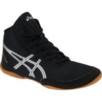 Asics Matflex 4 Black Wrestling Boot