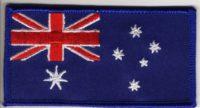 Australian Flag Badge