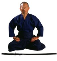 Warrior Keikogi Blue