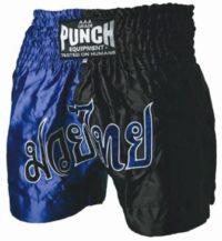 Punch 50/50 Thai Satin Shorts