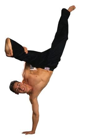 Warrior Black Fighting Pants