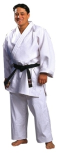 Warrior White Professional Gold Label Judo Uniform