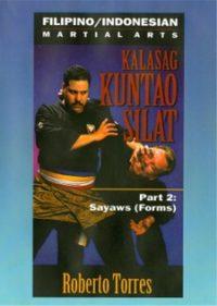 DVD Kalasag Kuntao Silat Part 2: Sayaws (Forms)