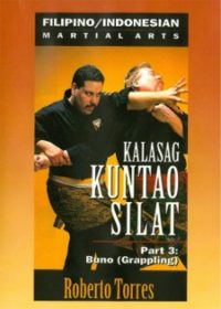 DVD Kalasag Kuntao Silat Part 3: Buno (Grappling)