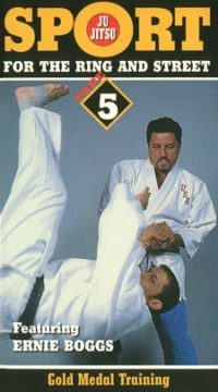DVD Sport Jiu Jitsu: Gold Medal Training