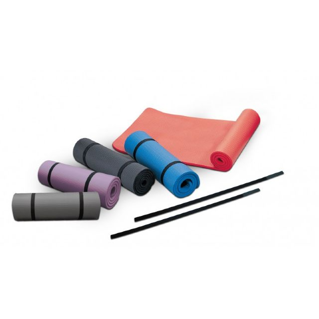 Exercise Mat with Strap
