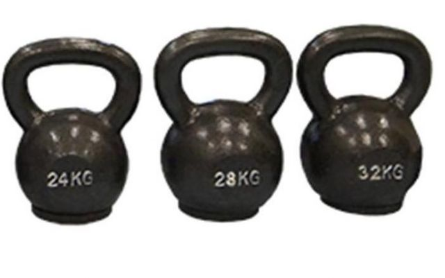 Metal Kettle Bells