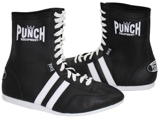 Punch Boxing Boots - Giri Martial Arts