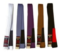 Warrior BJJ Belts