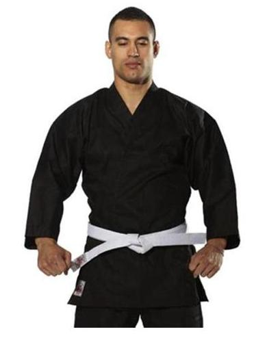 Rising Sun Gengi Black Jacket 8oz