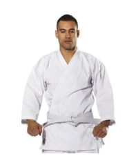 Rising Sun Gengi White Jacket 8oz