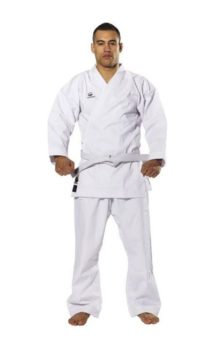 Rising Sun Gengi Ribbed White 8oz