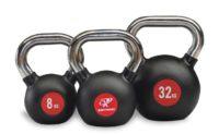 Pro-Rubber Kettle Bells