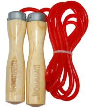 Warrior 6mm PVC Skipping Rope 9ft